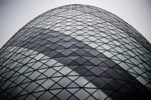 cityscape, 30 St Mary Axe, London, England, UK, Architecture