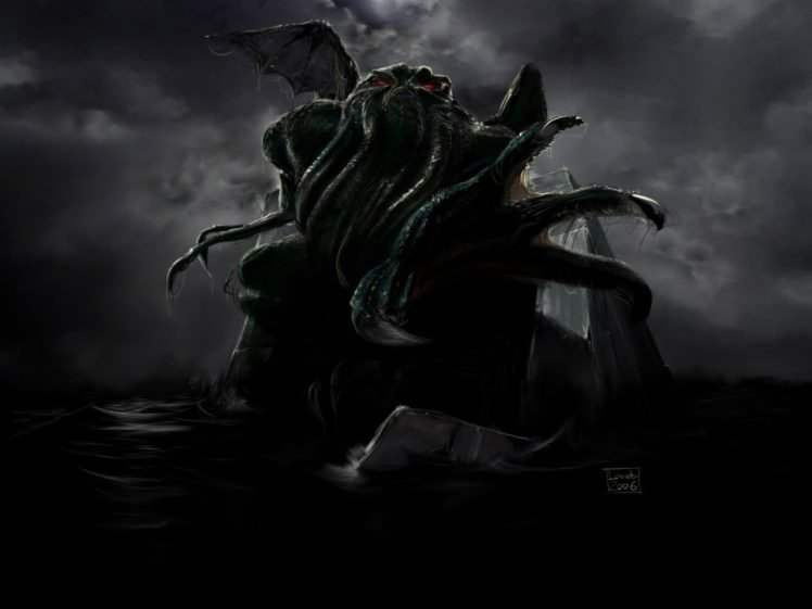 Cthulhu Hd Wallpapers Desktop And Mobile Images Photos