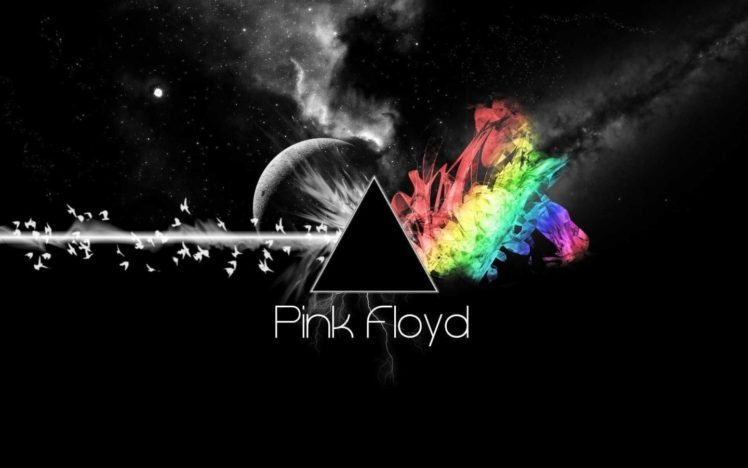 Pink Floyd Triangle Hd Wallpapers Desktop And Mobile