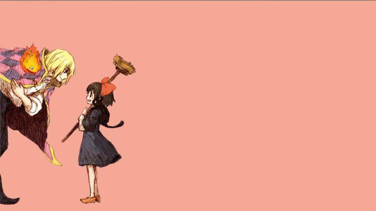 Kikis Delivery Service Howls Moving Castle Hayao Miyazaki