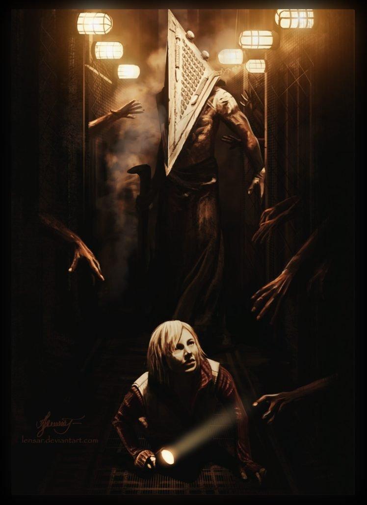 Silent Hill Revelation Horror Flashlight Pyramid Head Hd