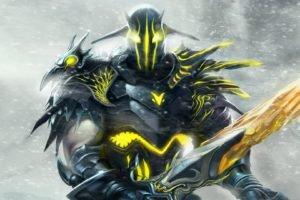warrior, Sword