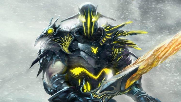 warrior, Sword HD Wallpaper Desktop Background