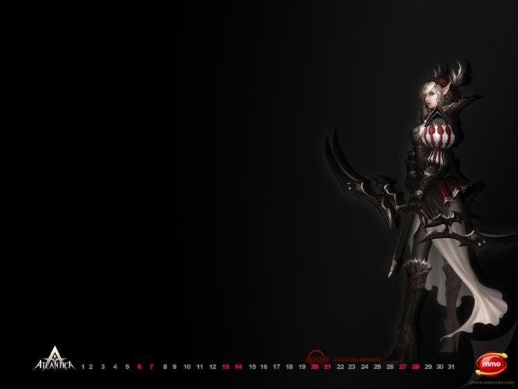 Atlantica Online HD Wallpaper Desktop Background