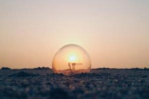 Abduzeedo, Light bulb, Ground, Sun