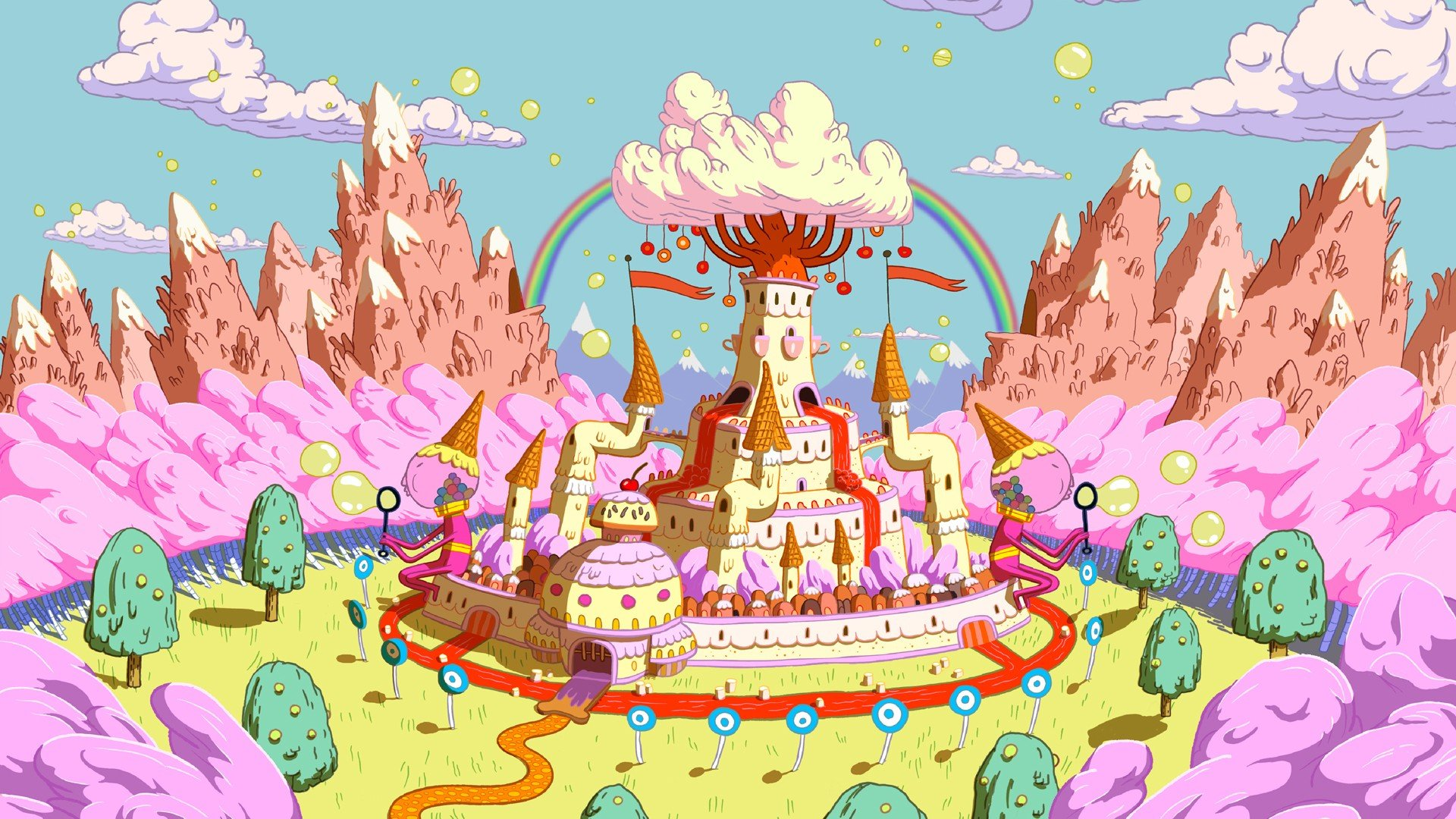 Adventure Time HD Wallpapers / Desktop and Mobile Images ...