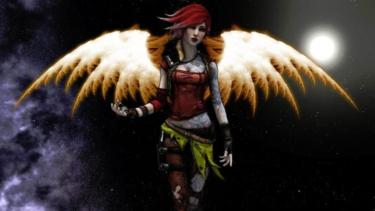 Borderlands Lilith Hd Wallpapers Desktop And Mobile