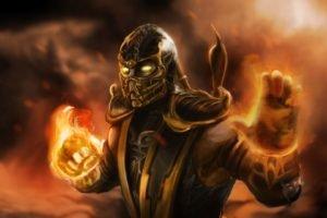 Mortal Kombat, Scorpion (character)