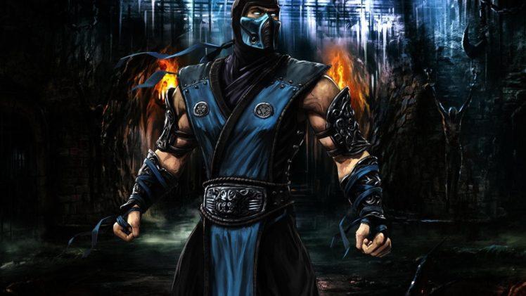 Mortal Kombat HD Wallpaper Desktop Background