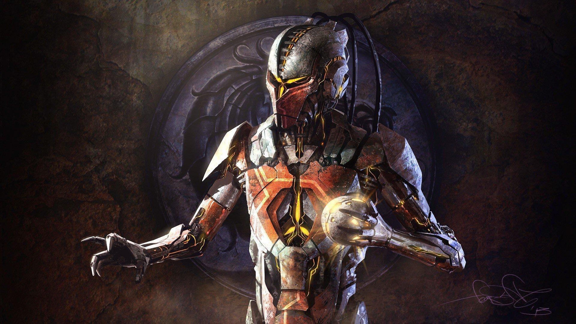 Mortal Kombat, Cyrak Wallpaper
