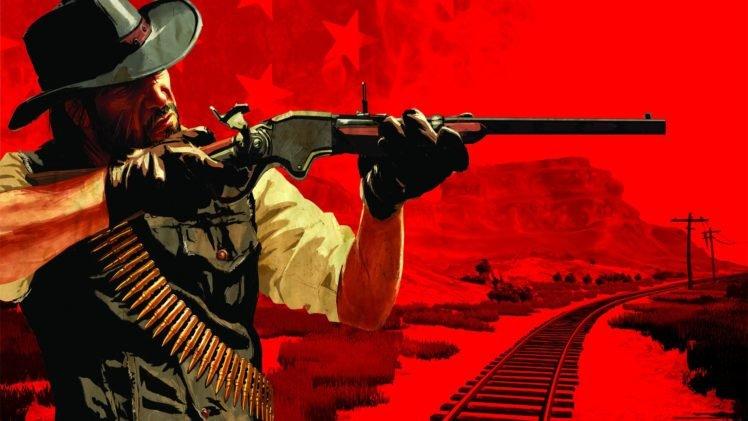 Red Dead Redemption HD Wallpaper Desktop Background