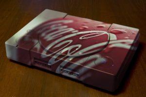 PlayStation, Coca Cola