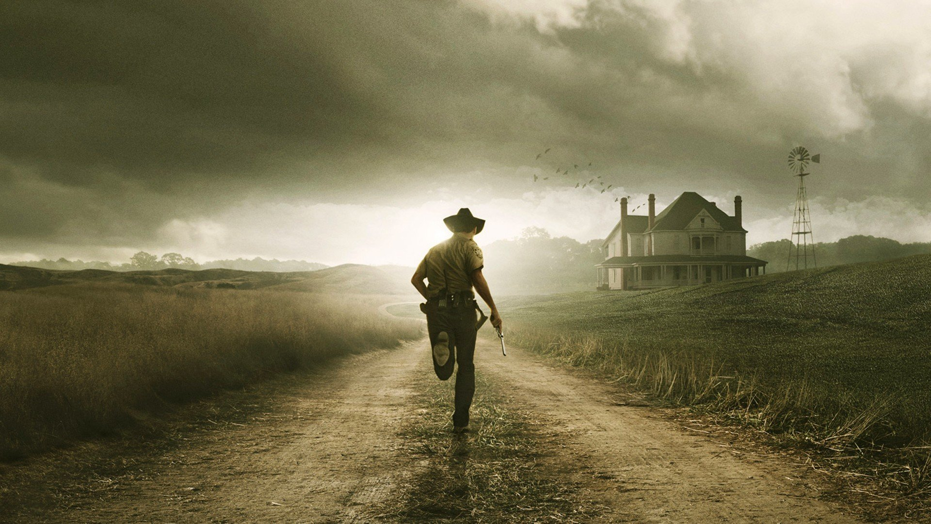 The Walking Dead HD Wallpapers / Desktop and Mobile Images & Photos