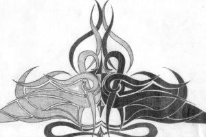 tattoo, Drawing