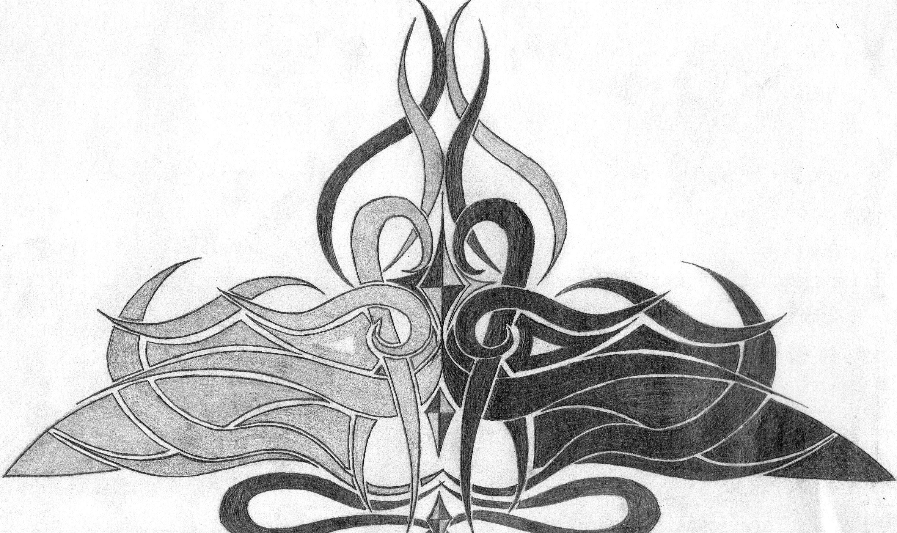 tattoo, Drawing Wallpaper