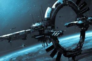 Star Citizen, Orbital Stations, Science fiction