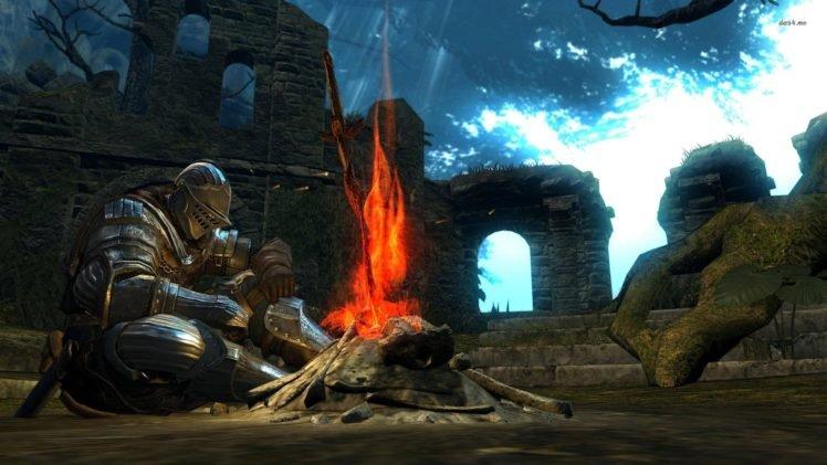 Dark Souls HD Wallpaper Desktop Background