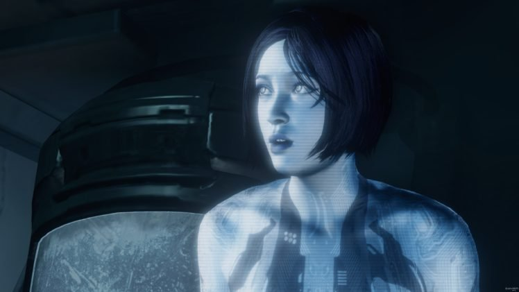 Halo Cortana Hd Wallpapers Desktop And Mobile Images Photos