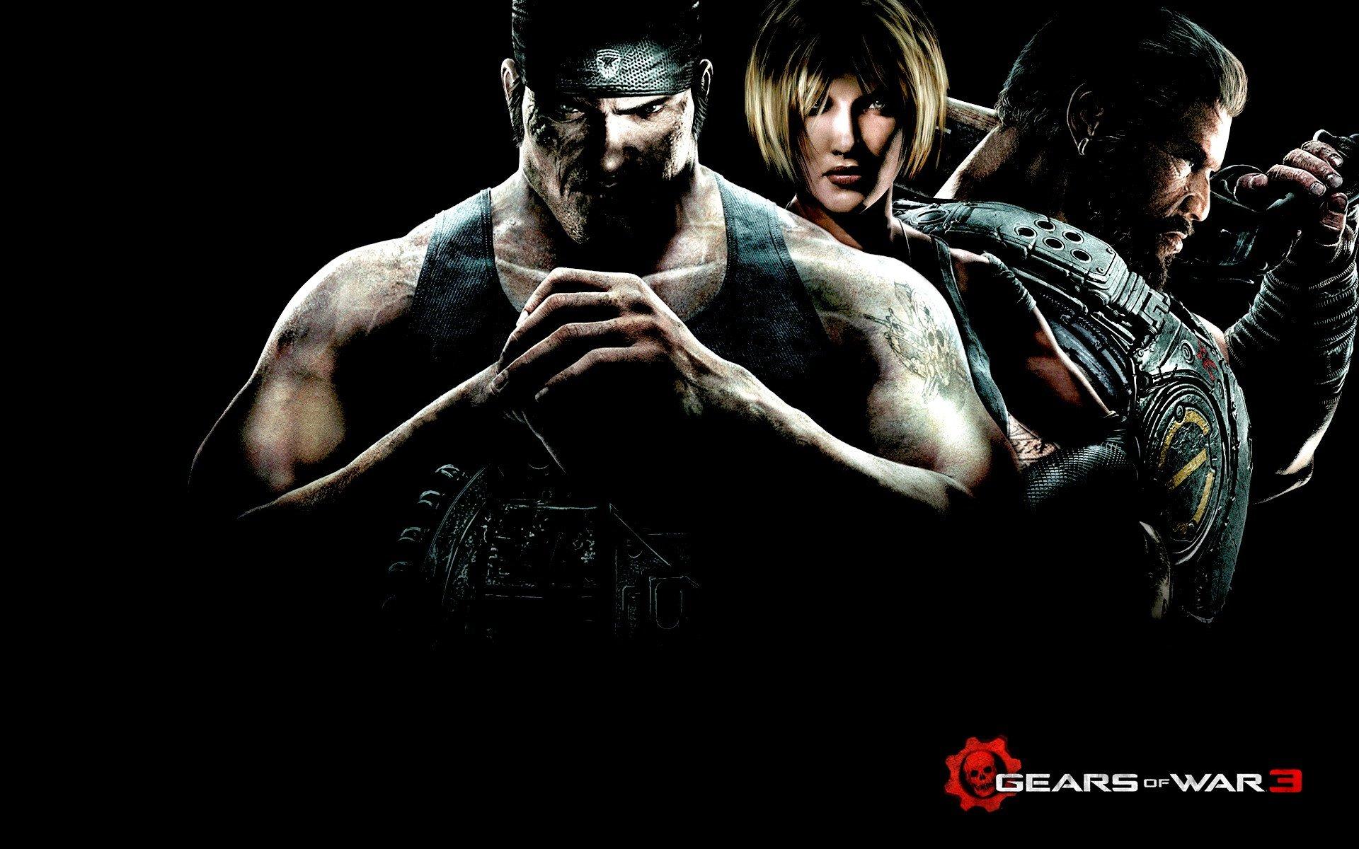 Gears Of War 3 Hd Wallpapers For Ipad: Gears Of War HD Wallpapers / Desktop And Mobile Images