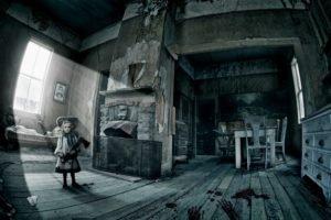 interiors, Spooky