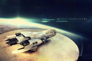 Star Citizen, Freelancer (Star Citizen), Spaceship