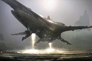 Star Citizen, Banu merchantman, Science fiction
