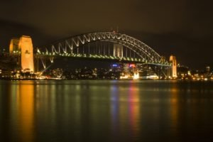 bridge, Sydney Harbour Bridge, Sydney, Australia