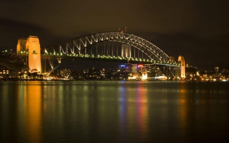 Bridge Sydney Harbour Bridge Sydney Australia Hd Wallpapers