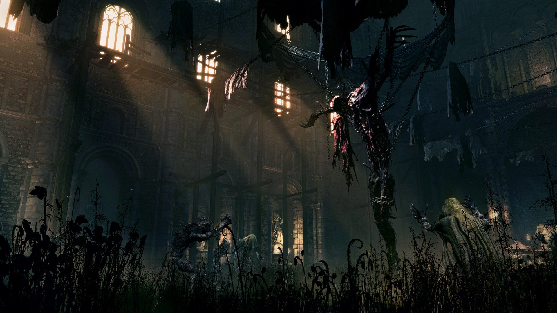 Bloodborne HD Wallpapers / Desktop And Mobile Images & Photos