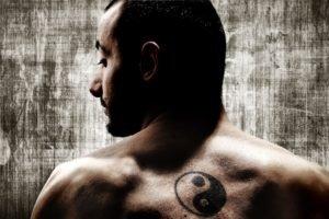 Yin and Yang, Tattoos