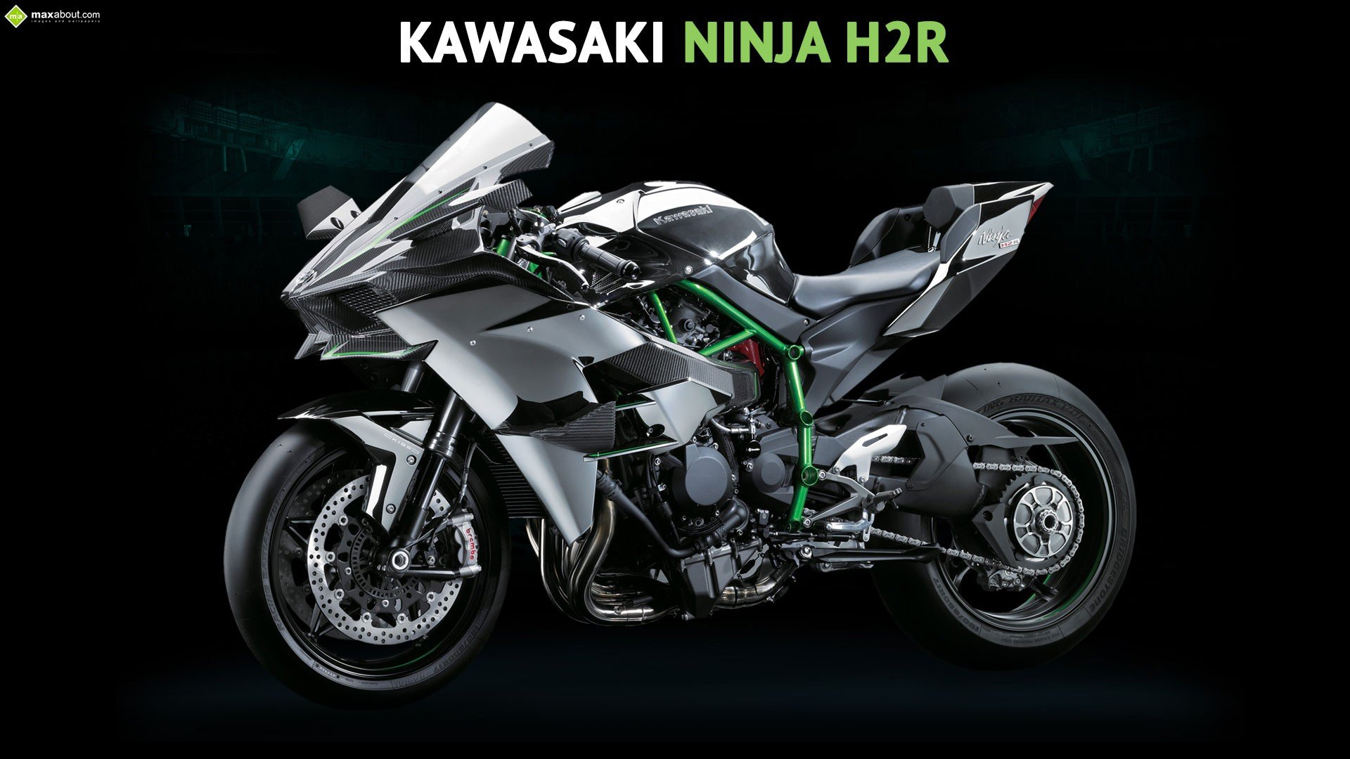 Kawasaki Ninja H2R HD Wallpapers Desktop And Mobile Images Photos