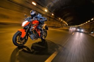 KTM, Superduke 1290 R, Road, Tunnel