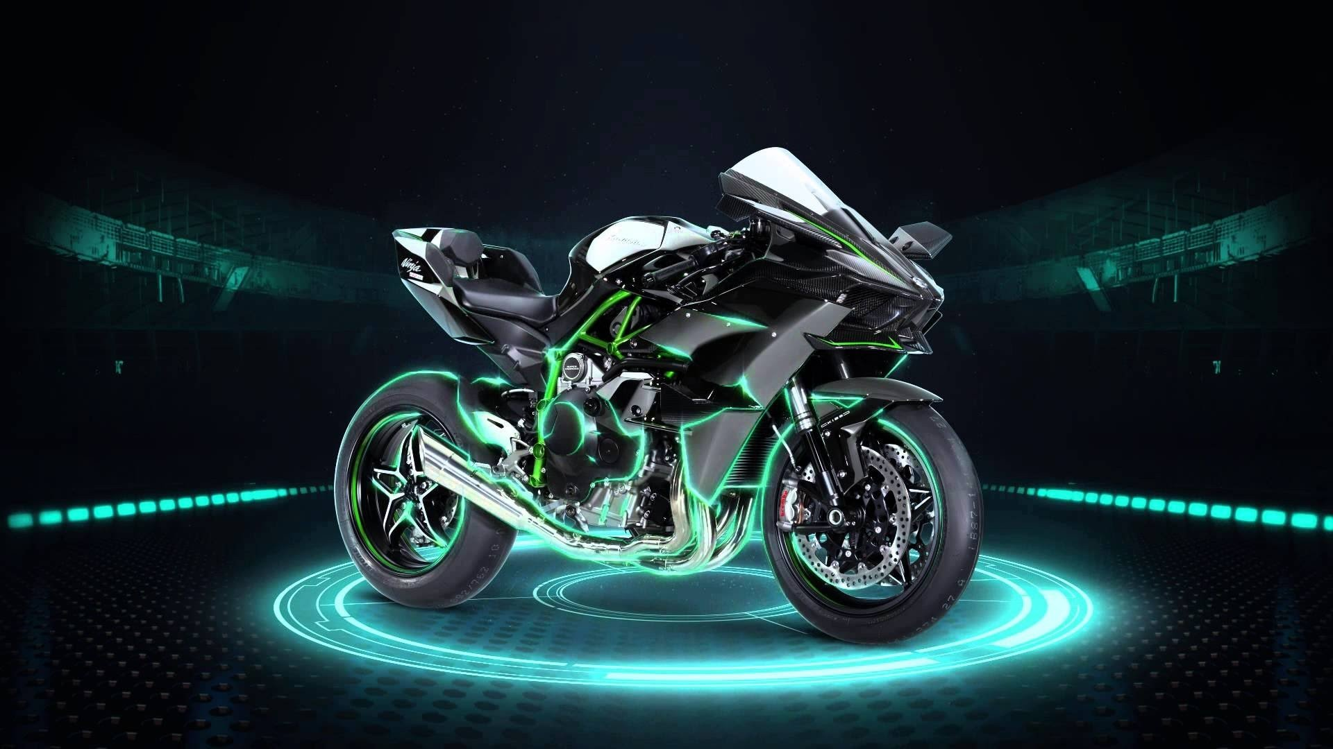 Kawasaki Kawasaki Ninja H2r Hd Wallpapers Desktop And Mobile Images Photos