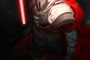 lightsaber, Red