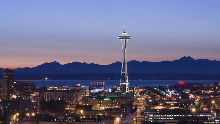 Seattle Hd Wallpapers Desktop And Mobile Images Photos