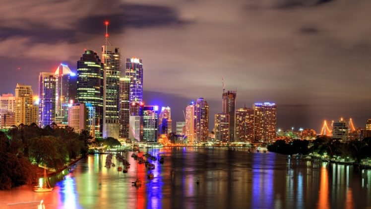 cityscape, HDR, Building, Colorful HD Wallpaper Desktop Background
