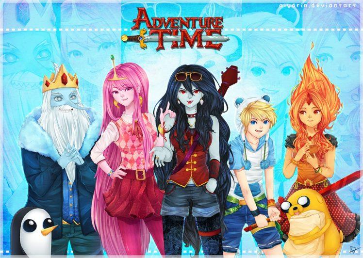 Adventure Time HD Wallpaper Desktop Background