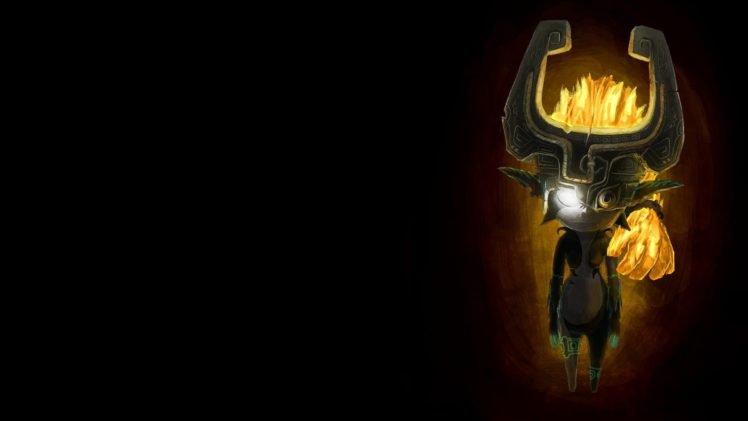 The Legend Of Zelda Midna Hd Wallpapers Desktop And