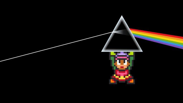 The Legend of Zelda, Pink Floyd HD Wallpaper Desktop Background