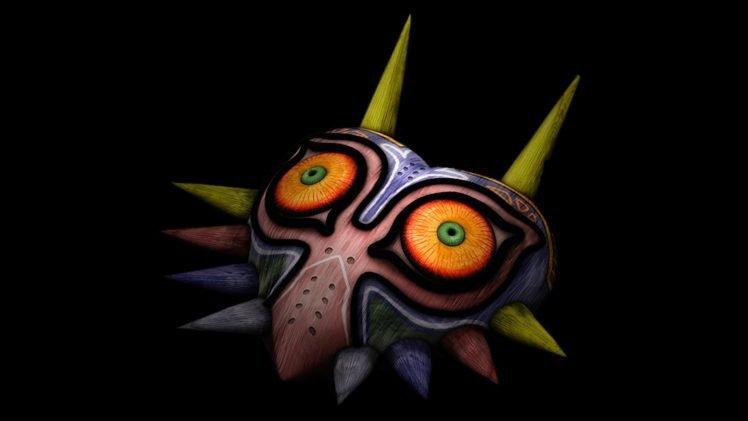The Legend Of Zelda The Legend Of Zelda Majoras Mask Hd Wallpapers
