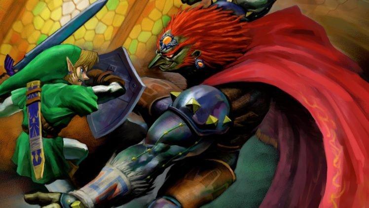The Legend Of Zelda Ganondorf HD Wallpaper Desktop Background