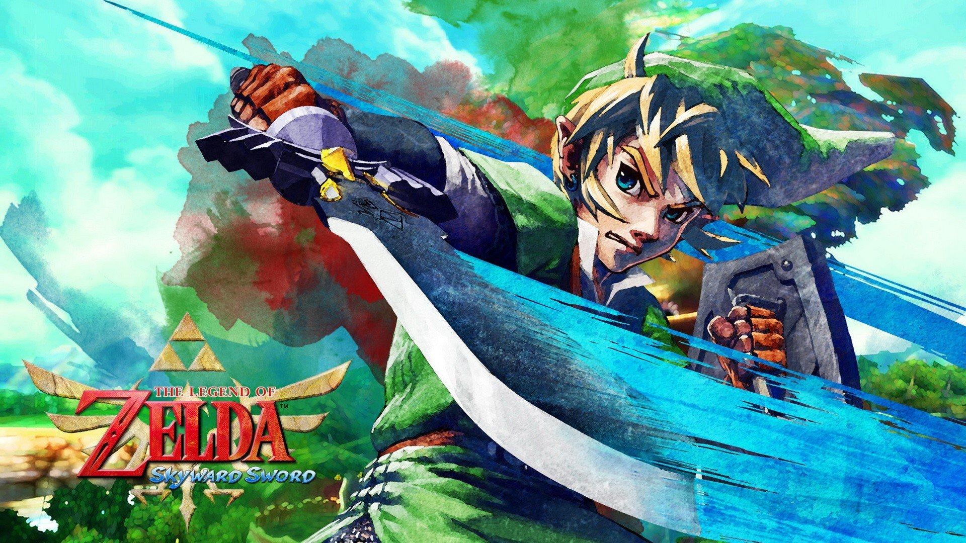 The Legend Of Zelda Hd Wallpapers Desktop And Mobile Images Photos