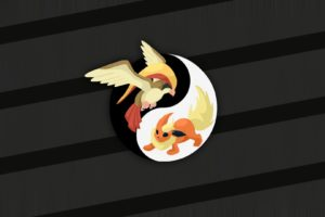 Pokemon, Yin and Yang