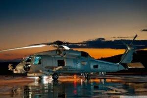 Sikorsky UH 60 Black Hawk, Helicopters
