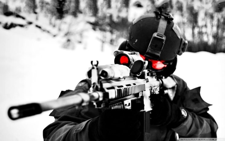 War Soldier Snipers Hd Wallpapers Desktop And Mobile