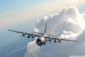 aircraft, Lockheed C 130 Hercules
