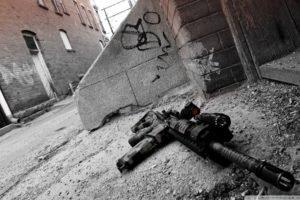 war, Rifles
