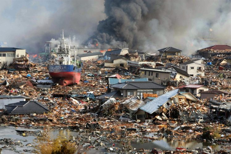 Japan Earthquakes Hd Wallpapers Desktop And Mobile Images Photos