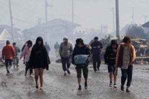 Japan, Earthquakes