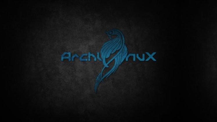 Linux Arch HD Wallpaper Desktop Background
